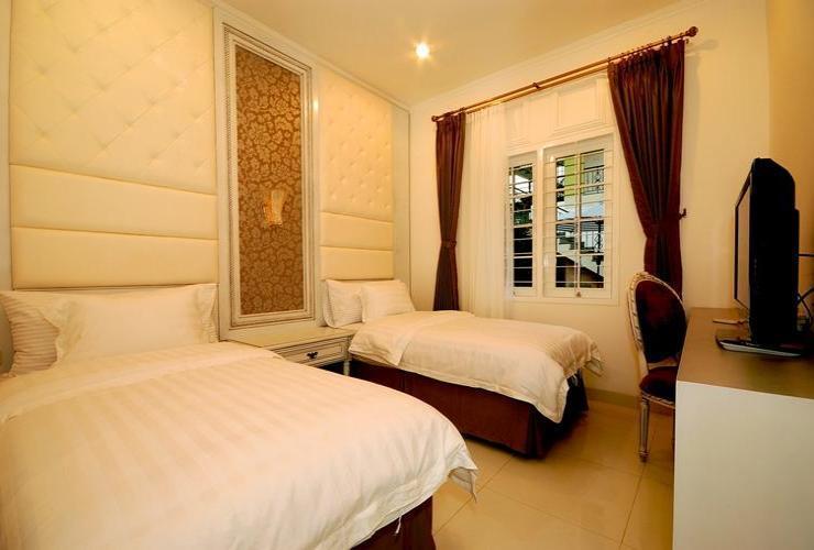 Ottenville Boutique Hotel Bandung - Superior Twin