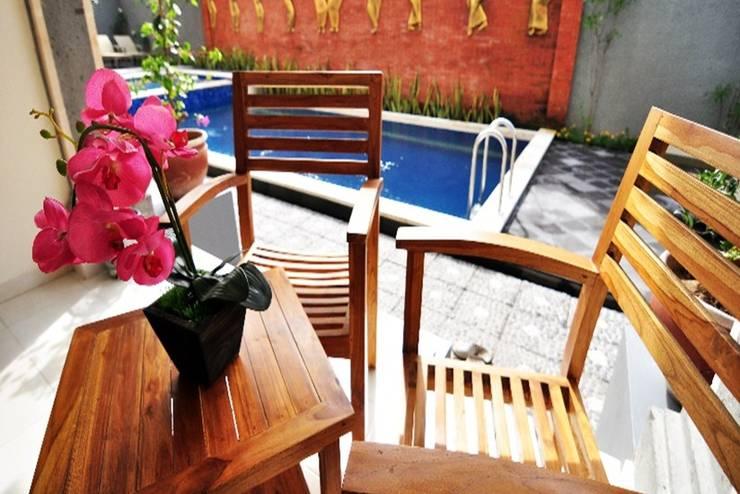 Jesen's Inn 2 Bali - Area Tempat Duduk
