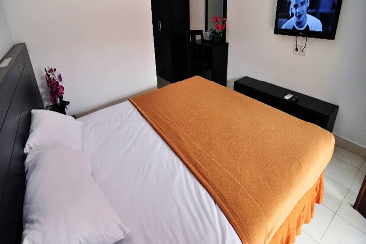 Jesen's Inn 2 Bali - Standard Double Room