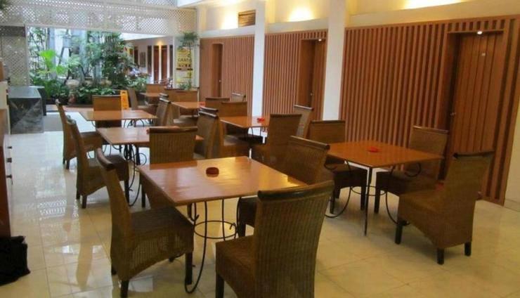 Hotel Progo Bandung - Restaurant