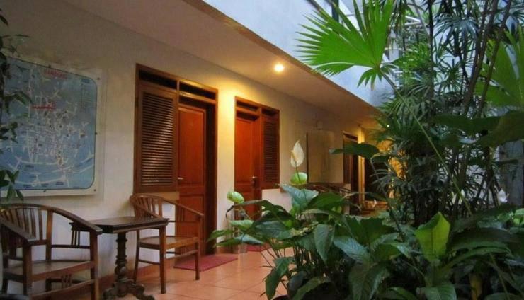 Hotel Progo Bandung - Corridor
