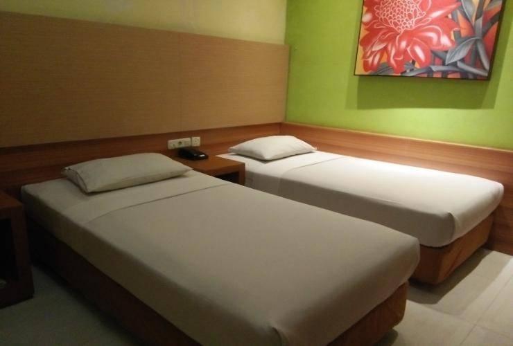 Hotel Progo Bandung - Twin Room