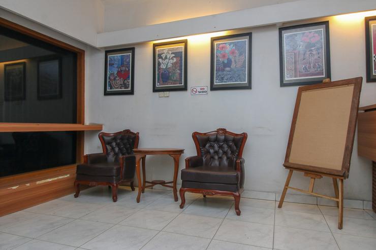 Hotel Progo Bandung - Lobby