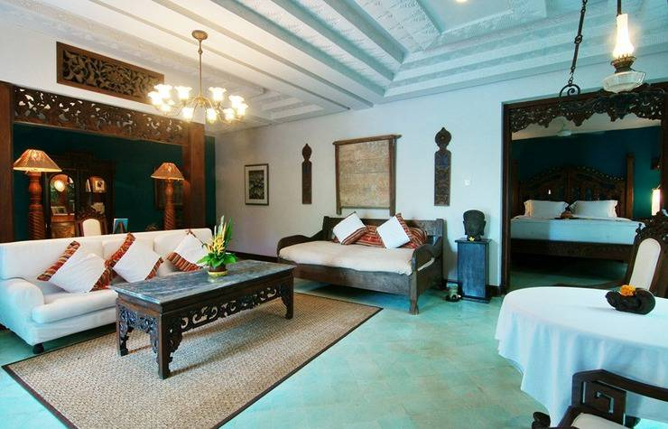 Tugu Hotel Bali - Walter Spies Pavilion