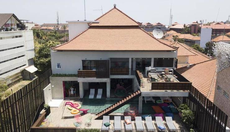 Cara Cara Inn Bali - Exterior
