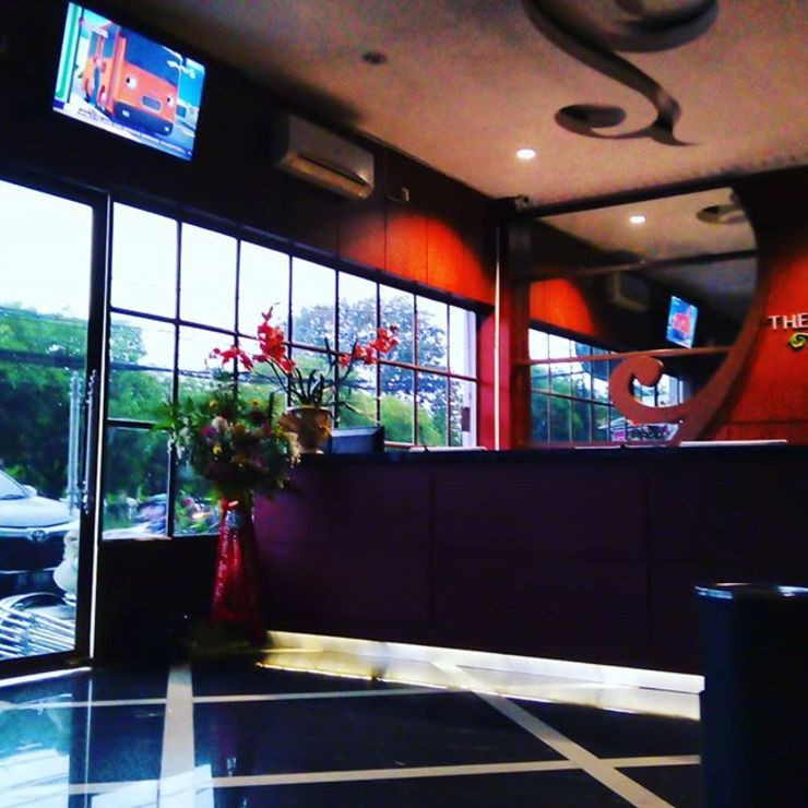 The Emerald Inn Palembang - Interior
