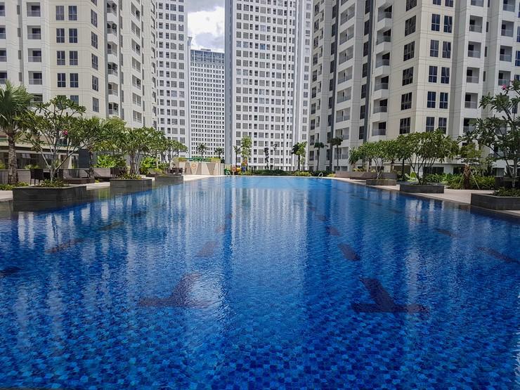 Exclusive Studio Apartment at M-Town Residence By Travelio Tangerang - Kolam renang