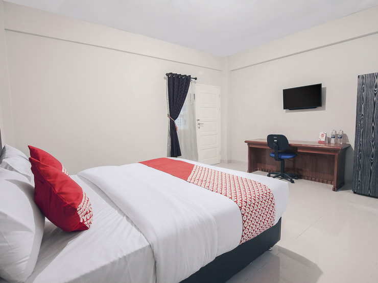 OYO 412 ABC Residence Medan - Suite Double