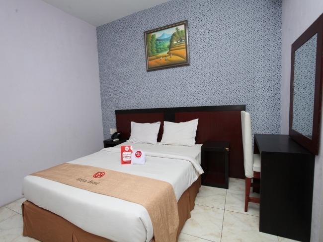NIDA Rooms Lampung Gatot Subroto Lampung - Kamar