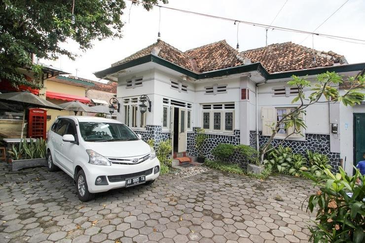 Reddoorz Syariah near Wijilan Yogyakarta Yogyakarta - Exterior