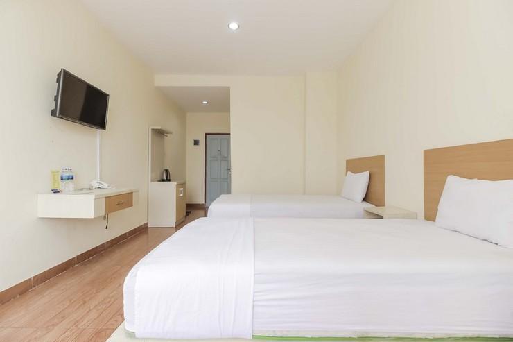 Hotel Galaxy Palembang - Kamar Tamu