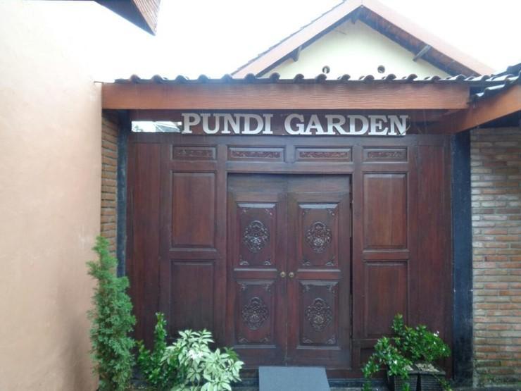 Pundi Garden Homestay Yogyakarta - exterior