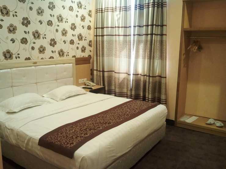 Grand Puncak Lestari Hotel Pangkalpinang Pangkalpinang - Deluxe room