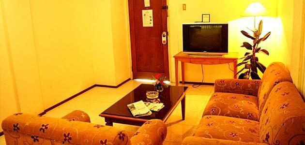 Hotel Royal Dago Bandung - Kamar Tamu