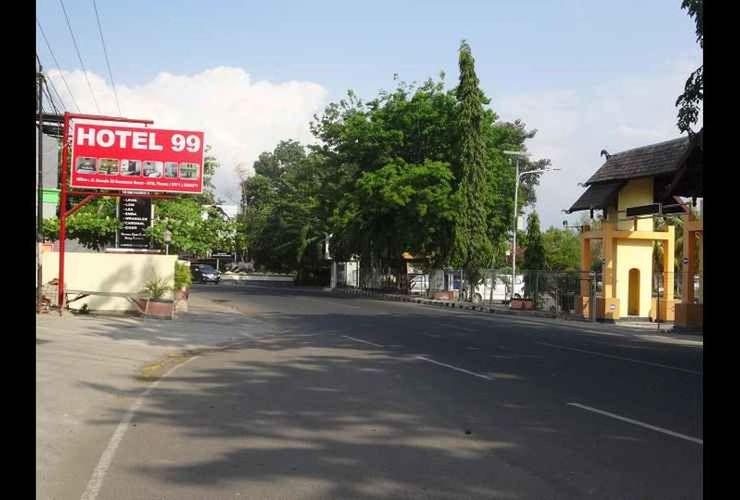 Hotel 99 B Sumbawa Sumbawa - exterior
