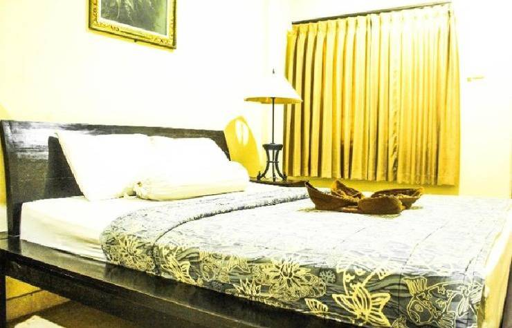 La Mulya Legian Bali - Kamar tidur