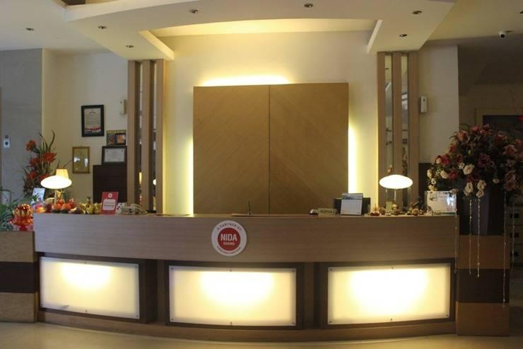 NIDA Rooms Pasar Jambi Pearl Jambi - Resepsionis