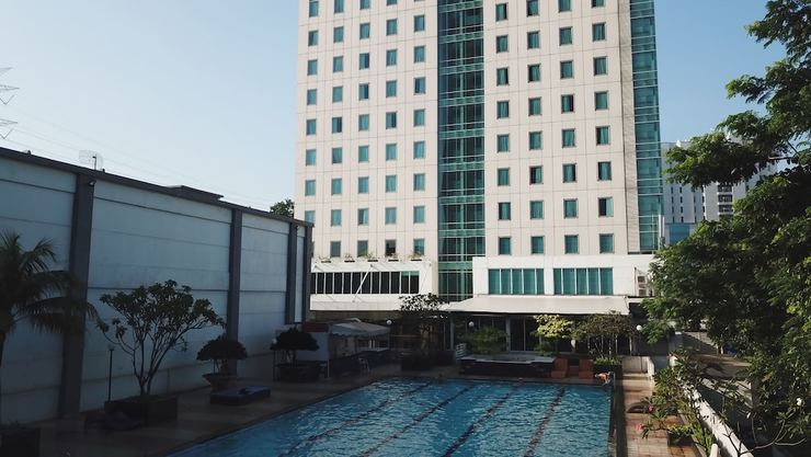 Park Hotel Jakarta - Outdoor Pool