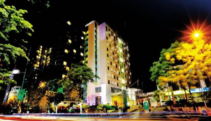 Park Hotel Jakarta - Tampilan Luar Hotel