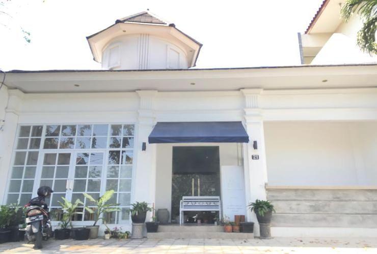 Rumah Teuku Umar Surabaya - Facade
