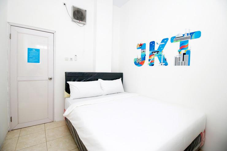 Sky Residence Sunter City 1 Jakarta Jakarta - Standard Double
