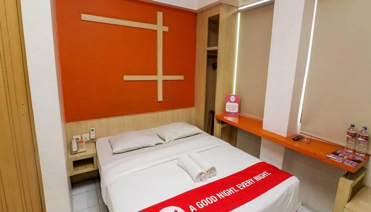 NIDA Rooms Tambusai Lacang Pekanbaru - Kamar tamu