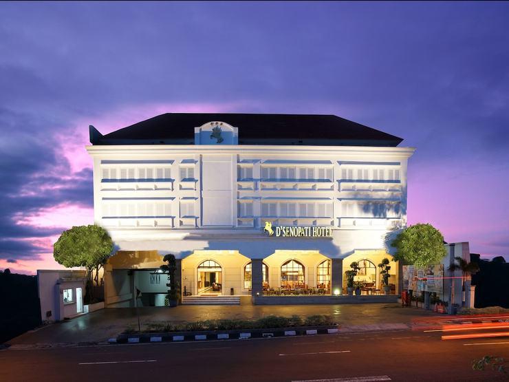 D'Senopati Malioboro Grand Hotel Yogyakarta - Featured Image