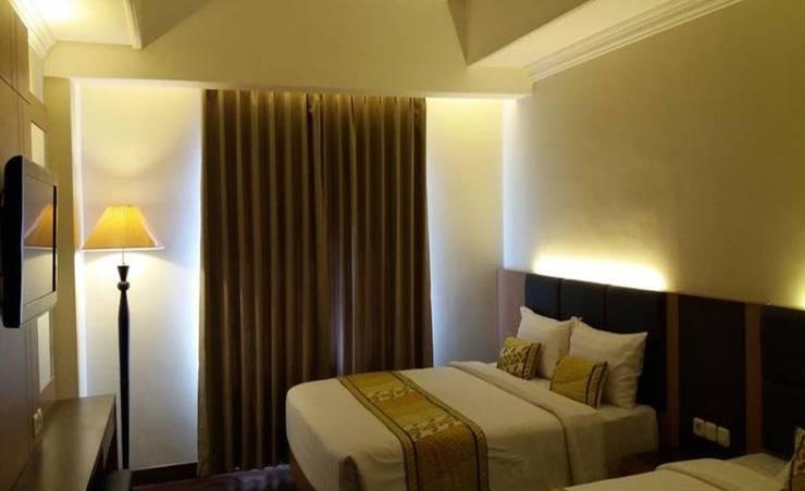 D'Senopati Malioboro Grand Hotel Yogyakarta - Kamar tamu