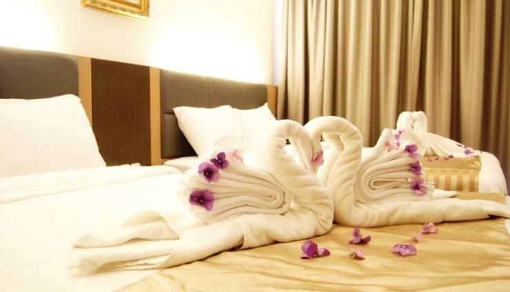 D'Senopati Malioboro Grand Hotel Yogyakarta - Deluxe Teras