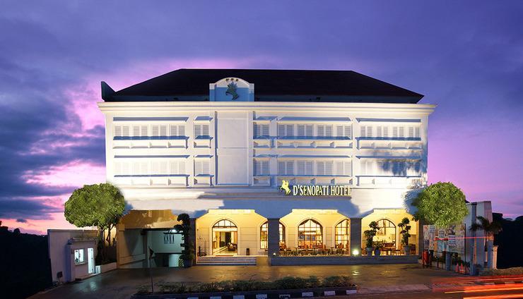 D'Senopati Malioboro Grand Hotel Yogyakarta - Facade