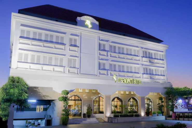 D'Senopati Malioboro Grand Hotel Yogyakarta - Exterior