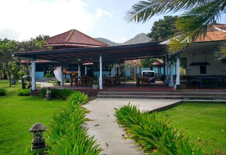 Yoyo's Hotel, Bar and Restaurant Sumbawa Barat - Exterior