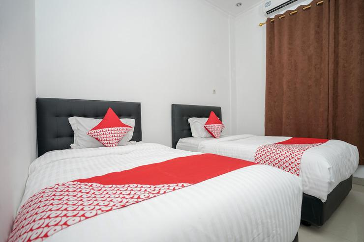 OYO 346 Guest House Dempo Jakabaring Palembang - Bedroom