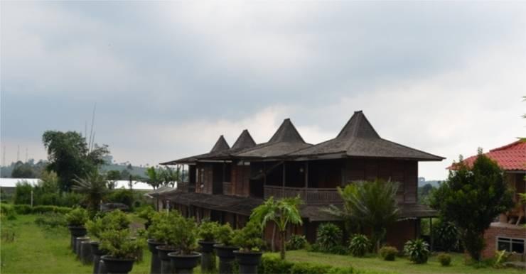 Villa Rumah Kayu Java Joglo Jakarta - (20/Feb/2014)