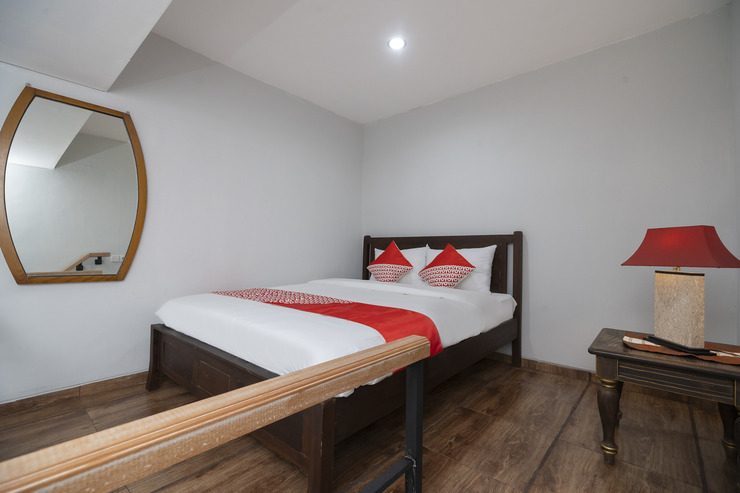 OYO 2438 D' Tamblingan Guesthouse Bali - Bedroom