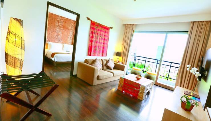 bHotel Bali & Spa - Suite Room