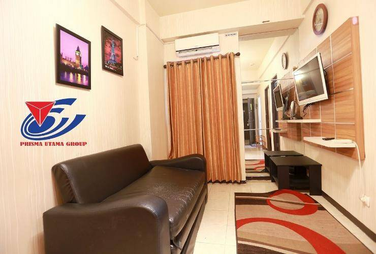Apartment Suite Metro by Ira Prisma Bandung - 2 Bedrooms Standard