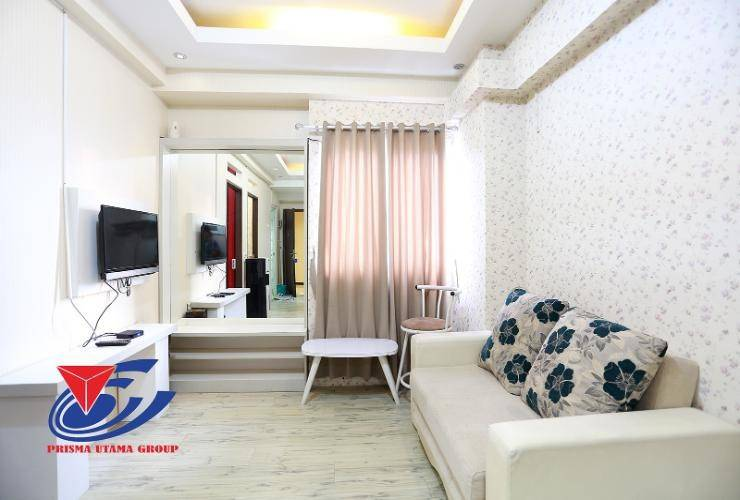 The Suites Metro Apartment By Ira Prisma Bandung - 2 Bedrooms Superior