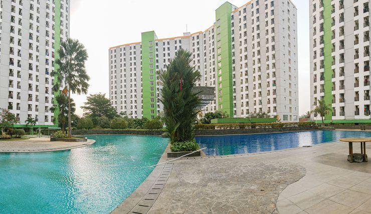 Green Lake View Managed by Diorama Tangerang Selatan - Facilities