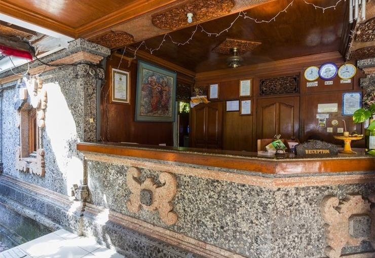 RedDoorz @Lebak Bene 3 Bali - Resepsionis