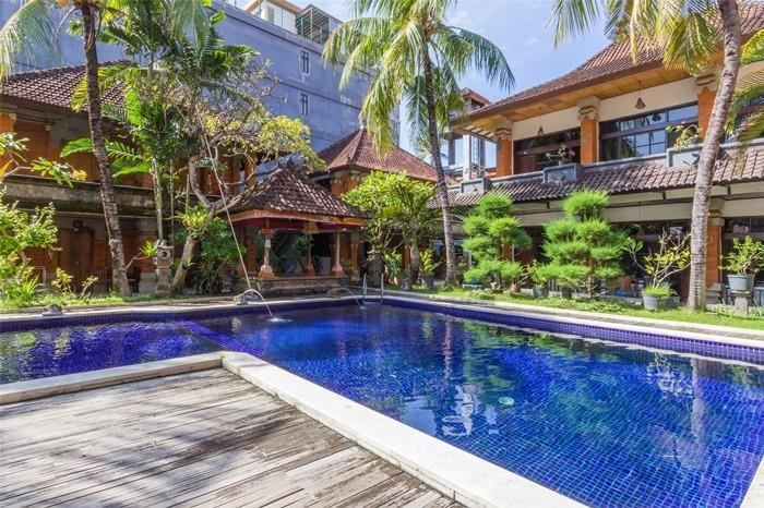 RedDoorz @Lebak Bene 3 Bali - Kolam Renang