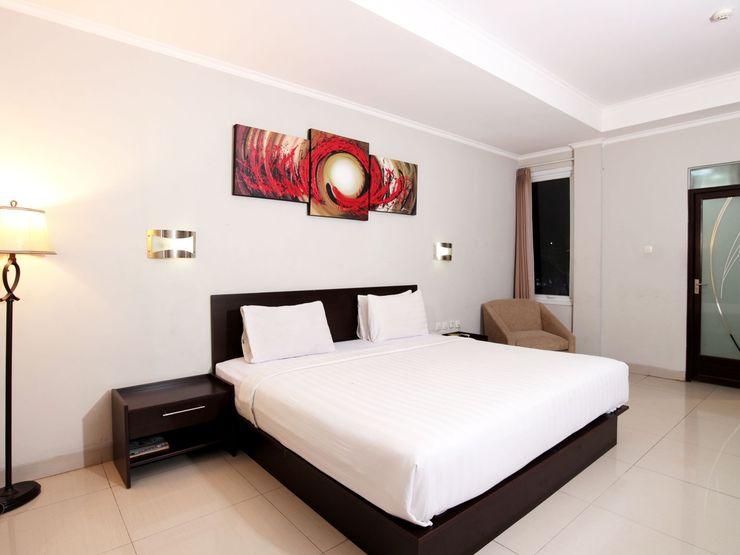 Lj Hotel Bandung Bandung - Bedroom
