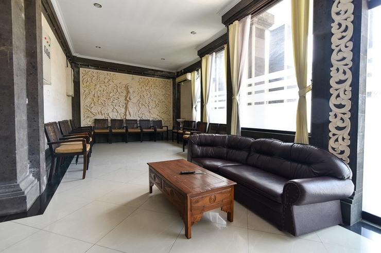 RedDoorz @ Jalan Ubung Denpasar Bali - Lobby