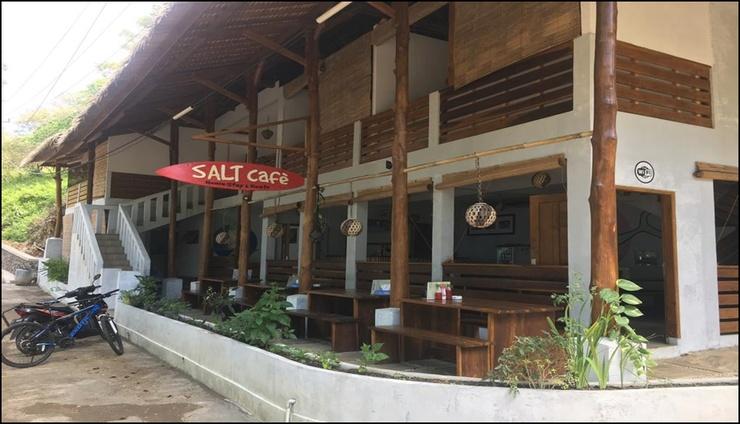 Salt Cafe Bed and Breakfast Pangandaran - exterior