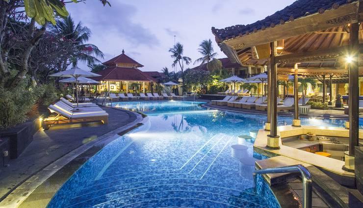 Sol House Bali Kuta - Kolam Renang