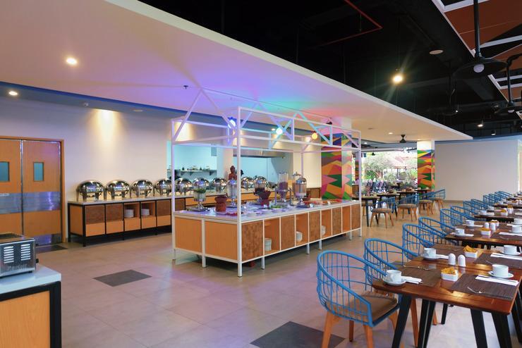 Sol House Bali Kuta by Melia Hotel International - Food Factory