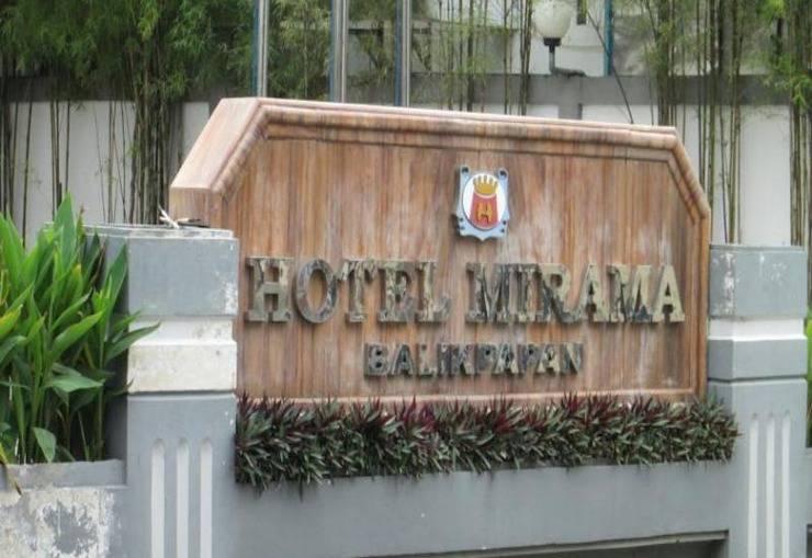 Hotel Mirama Balikpapan - View