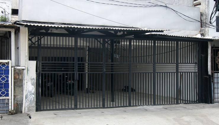 Kamar Keluarga Slipi Jakarta - Exterior