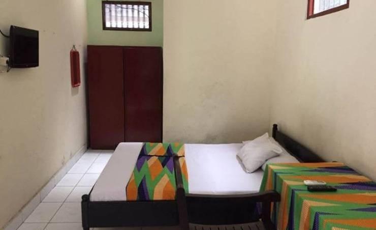 Ayu Beach Inn 2 Bali - Kamar tamu