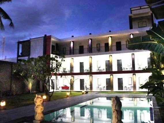 Budhi Hotel Bali - Tampak Luar
